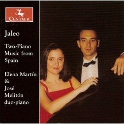 CRC 2902 Jaleo:  Two-Piano Music from Spain