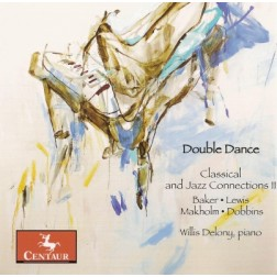 CRC 2914 Double Dance - Classical and Jazz Connections II.  Bill Dobbins:  Prelude VII in E-flat Major
