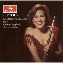 CRC 2923 Lipstick.  Jacob ter Veldhuis:  Lipstick for flute/alto flute and soundtracks