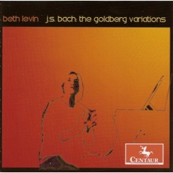 CRC 2927 J.S. Bach:  The Goldberg Variations (Aria with Diverse Variations), BWV 988