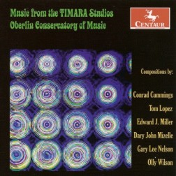 CRC 2938 CDCM Computer Music Series, Volume 37.  Music from the Oberlin Conservatory of Music TIMARA Studios.  Olly Wilson:  Piano Piece for prepared piano and stereo tape