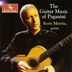 CRC 2945 The Guitar Music of Paganini.  Sonatina Nos. 1-5