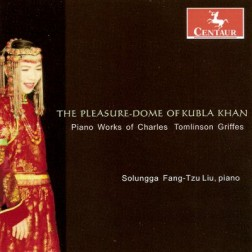 CRC 2971 The Pleasure-Dome of Kubla Khan:  Piano Works by Charles Tomlinson Griffes.  Three Tone Poems, Op.