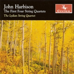 CRC 2985 John Harbison:  The First Four String Quartets