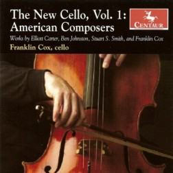 CRC 2994 The New Cello, Vol. 1  American Composers.  Elliott Carter:  Figment