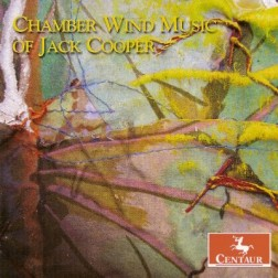 CRC 3027 Chamber Wind Music of Jack Cooper.  Sonata for Trombone