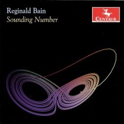 CRC 3089 Reginald Bain:  Sounding Number.  The Music of the Primes