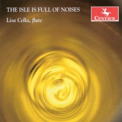 CRC 3091 This Isle is Full of Noises.  Mario Lavista:  Nocturno for solo alto flute