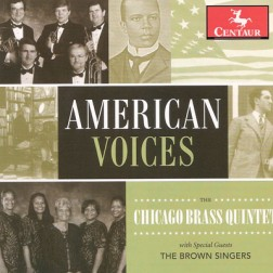 CRC 3159 American Voices.