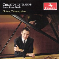 CRC 3175 Christos Tsitsaros:  Easier Piano Works.  Poetic Moments
