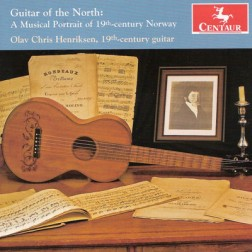 CRC 3181 Guitar of the North:  A Musical Portrait of 19th-century Norway