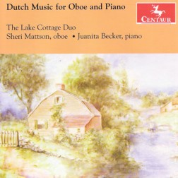 CRC 3234 Dutch Music for Oboe and Piano.  Julius Rontgen:  Hirtenlied