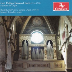 CRC 3289 Carl Philipp Emanuel Bach: 6 Sonats for Organ