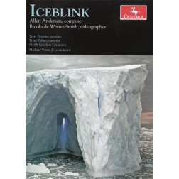 CRC 8001 Brooks de Wetter Smith:  Iceblink (DVD)